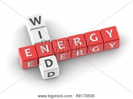 Buzzwords Wind Energy