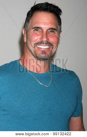 LOS ANGELES - AUG 16:  Don Diamont at the Bold and Beautiful Fan Event Sunday at the Universal Sheraton Hotel on August 16, 2015 in Universal City, CA