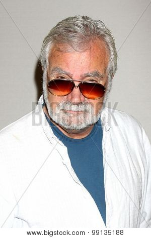LOS ANGELES - AUG 16:  John McCook at the Bold and Beautiful Fan Event Sunday at the Universal Sheraton Hotel on August 16, 2015 in Universal City, CA