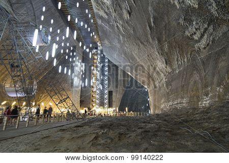 Salt Mine, Turda