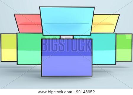 Responsive Web Mock-up /  Responsive App Mockup