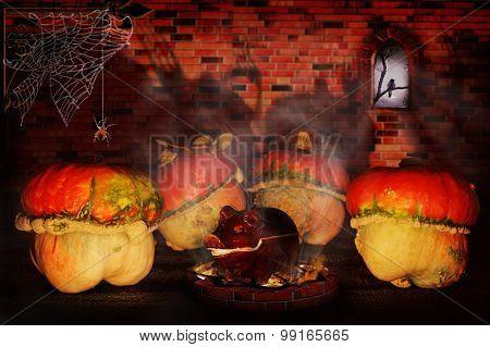 Guile Halloween