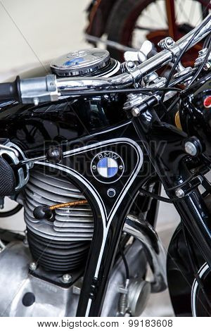 Bmw Motorcycle Engine