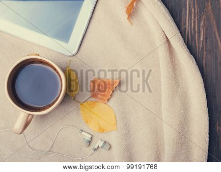 Autumn Morning Consept