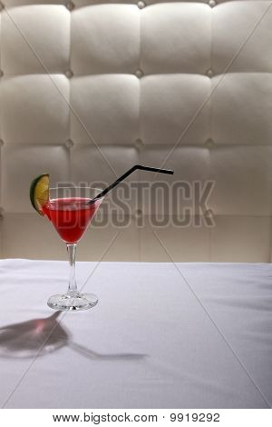 Glass With A Cocktail