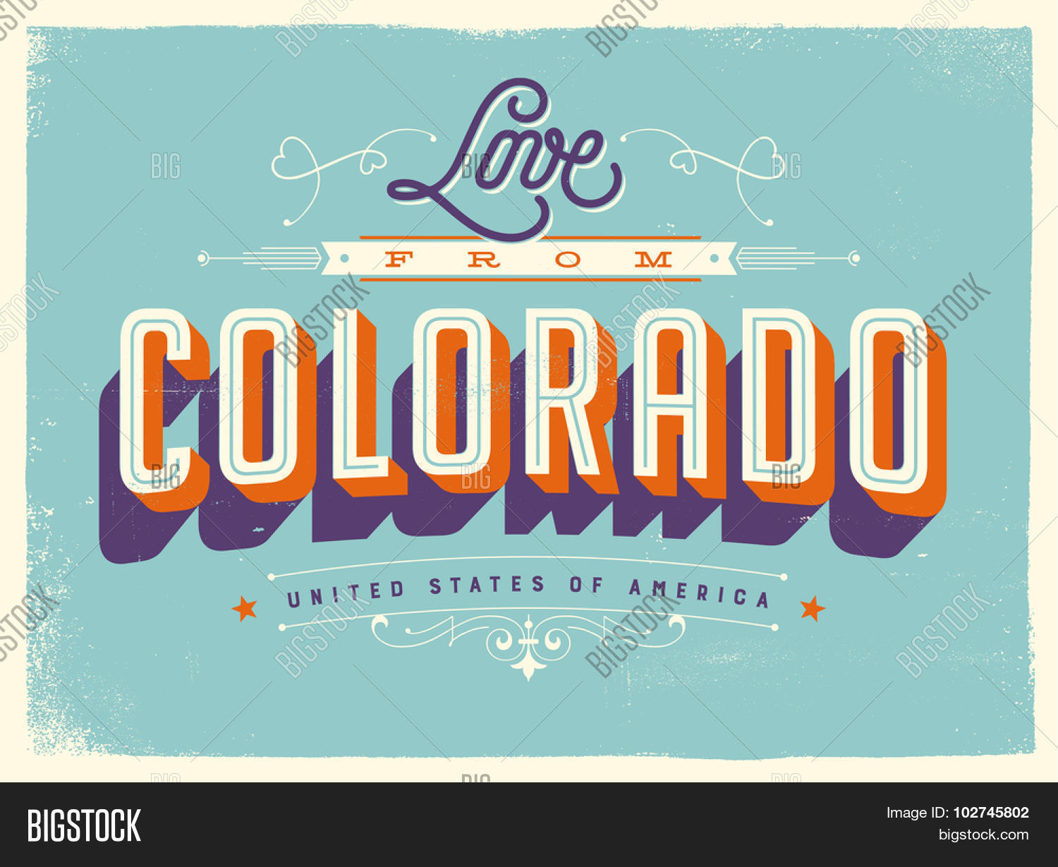 Vintage Style Vector Photo Free Trial Bigstock
