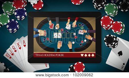 Hold'em Poker App