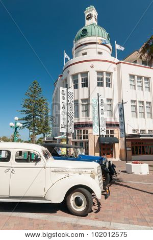 The Dome Napier New Zealand