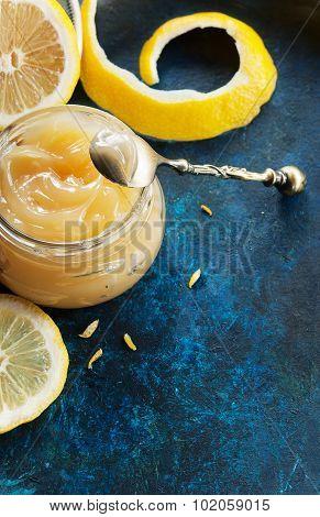 Jar Lemon Curd