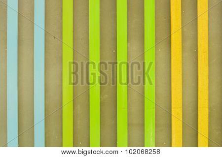 Stripe Wood Color Background