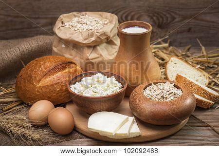 Farmers Rustic Natural Organic Foods