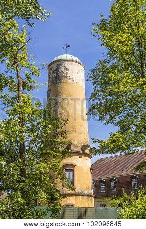 Tower In Bad Nauheim