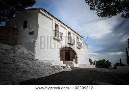 Ermita de la magdalena