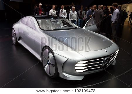 Mercedes Concept Iaa Edition