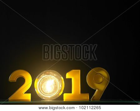 Happy and brighter year for 2019