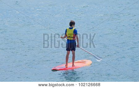 Stand Up And Paddle
