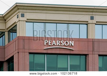 Pearson Plc Office Building