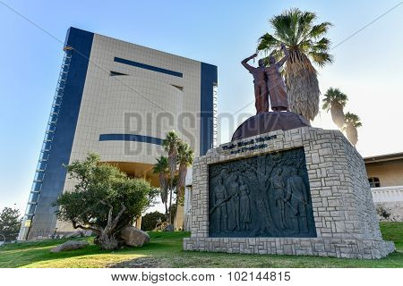 Tintenpalast - Windhoek, Namibia