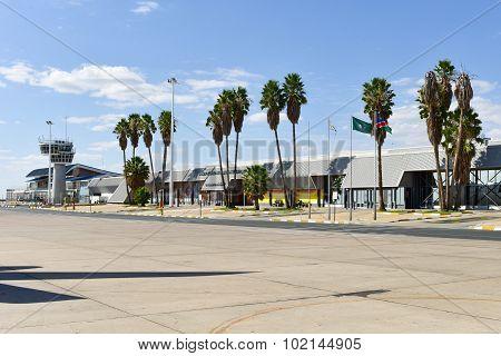Hosea Kutako International Airport
