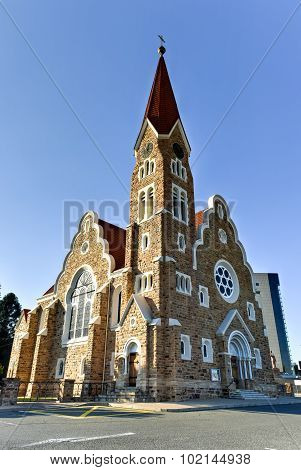 Christ Church - Windhoek, Namibia