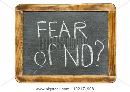 Fear Of No