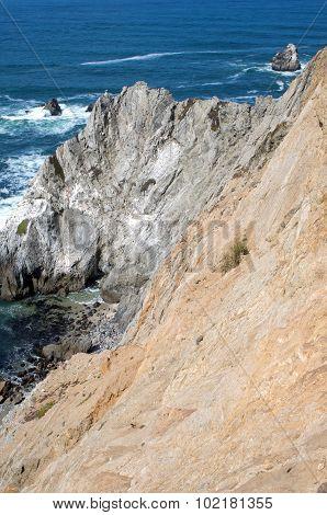 Bodega Head Rocky Coast