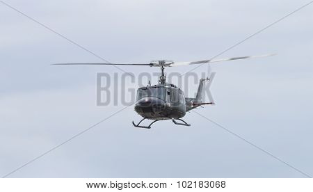 Vintage Bell 'huey' Helicopter
