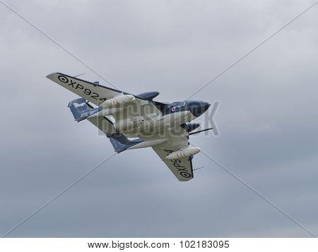 Sea Vixen Vintage Aircraft
