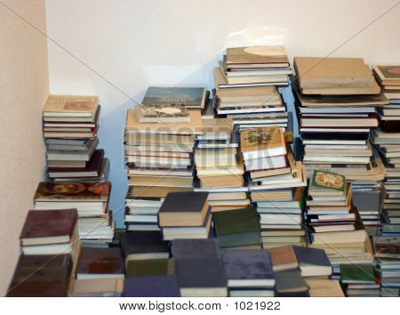 Books Stored In A Mass 2