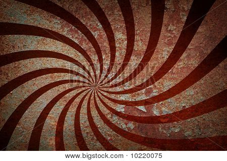Abstract Grunge  Background Twirled Beams.