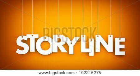 Storyline word