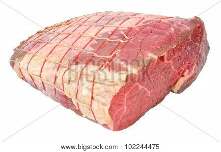 Raw Prime Silverside Beef Joint