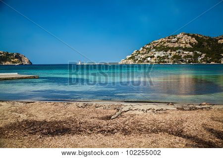 The Harbour Of Port D'andratx, Majorca