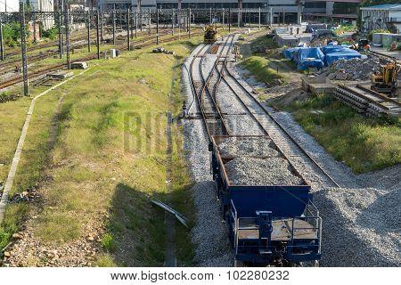 Train Ballast