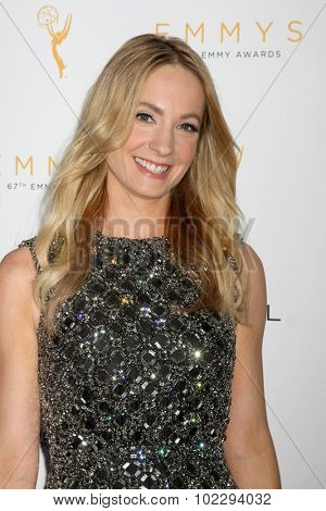 LOS ANGELES - SEP 19:  Joanne Froggatt at the 67th Emmy Awards Performers Nominee Reception at the Pacific Design Center on September 19, 2015 in West Hollywood, CA