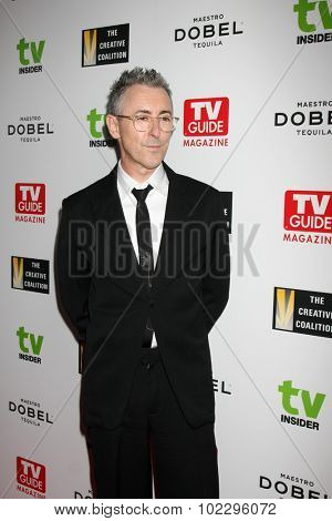 LOS ANGELES - SEP 18:  Alan Cumming at the TV Industry Advocacy Awards Gala at the Sunset Tower Hotel on September 18, 2015 in West Hollywood, CA