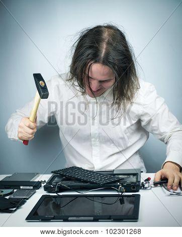 Crazy Men Repair