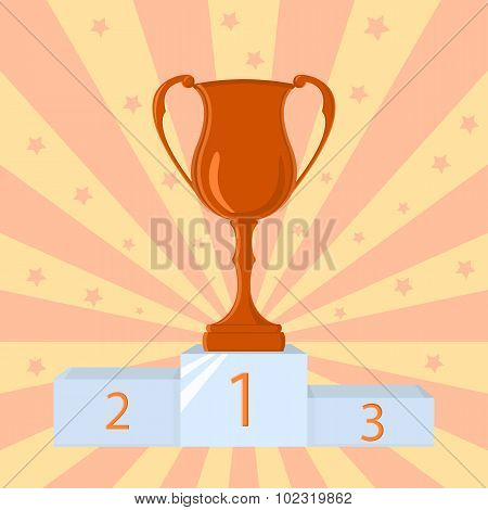 Winner Cup, Champion Prize
