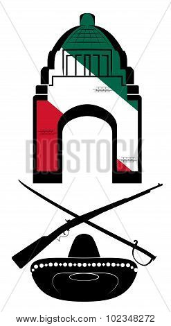 Mexico Revolution Day