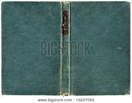 Open Book Cover 7