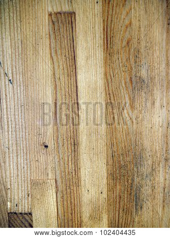 The beautiful weathered; wooden plank pattern background