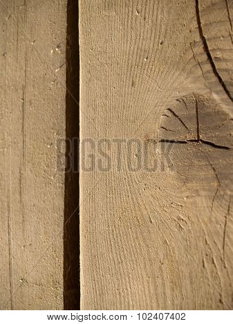 The Weathered Wooden Planks Background