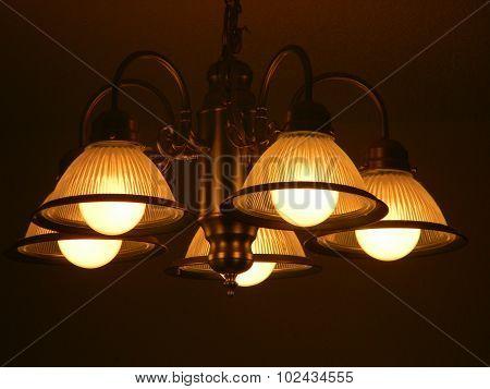 Gold Soft light