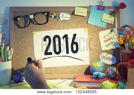 New Year Resolutions 2016