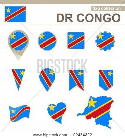 Dr Congo Flag Collection
