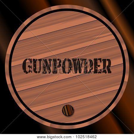 Gunpowder Keg