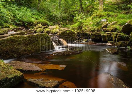 West Beck At Mallyan Spout