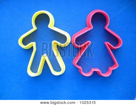 Cookie Cutter People