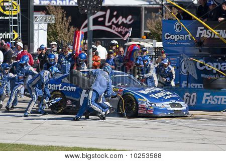Nascar:  Nov 06 O'reilly Auto Parts Challenge