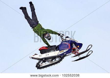 Freestyle Snowcross 2013, Novyy Urengoy